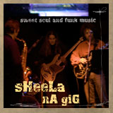 CD-Cover Sheela Na Gig